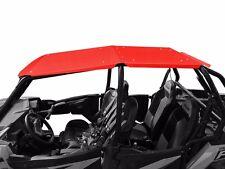 Aluminum RZR Roof, Top XP4 XP 1000 4 TURBO 900 4 Seater Polaris 2014+ RED