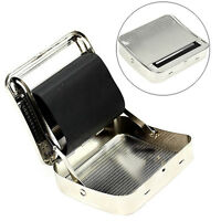 FT- 70mm Metal Automatic Cigarette Tobacco Smoking Rolling Machine Roller Box Fa