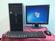 HP Compaq HP dc5800 Microtower Intel Core 2 DUO 2.8Ghz 4GB Ram 500GB HDD Window