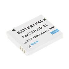 BATTERIA POWER LI-ION 1000mah per Canon PowerShot d10
