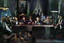 Godfather,Scarface,Goodfellas,Sopranos, Deniro,Brando,Al Pacino,LAST SUPPER Star