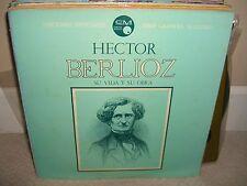 Hector Berlioz - Su Vida Y Su Obra - Rare Spanish Historian Vinyl in NM Cond.