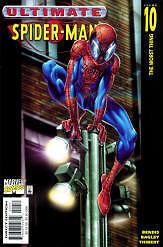 ULTIMATE SPIDER-MAN #10 (Marvel Comics)