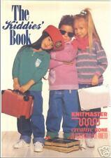 The Kiddies Book - Knitting Machine Patterns