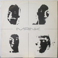 IMP INK s/t LP Swedish Experimental/Electronic/Jazz * Scarce * imp.ink, impink
