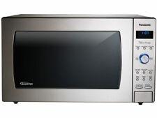 Luxury-NN-SD987S 2.2 Cu. Ft. Genius Prestige Countertop/Built-In Microwave Oven