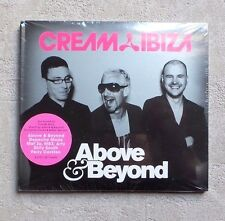 "CD AUDIO MUSIQUE / ABOVE & BEYOND ""CREAM IBIZA"" 2XCD COMPILATION DIGISLEEVE NEUF"