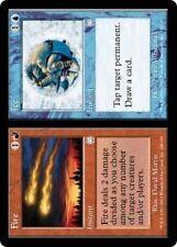 Fire / Ice *JAPANESE* MTG Commander 2011 Uncommon EDH Izzet