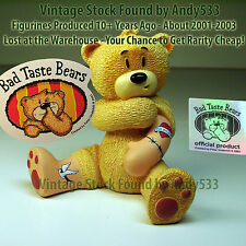 Bad Taste Bears MIB 12 Drew Bird Up !!! Vintage Out of Production Retired