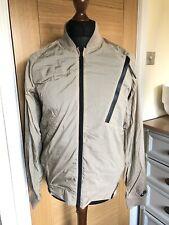 Nike Sportswear Tech Hypermesh Varsity Jacket Size Medium
