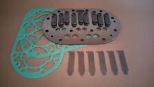 9R Copeland Valve Plate, Reeds, and Gaskets