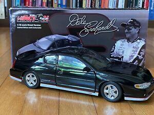 Dale Earnhardt 2002 Action 1:18 Scale Diecast Car Signature Monte Carlo READ