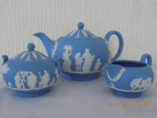 Earthenware 1940-1959 Date Range Blue Wedgwood Pottery