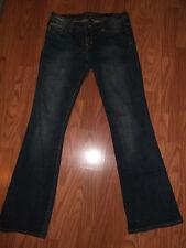 SEVEN 7 women's jeans FLARE medium finish size 31 stretch EC