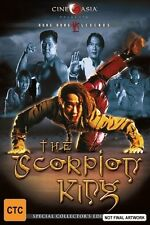 The Scorpion King (DVD, 2005) - Region 4