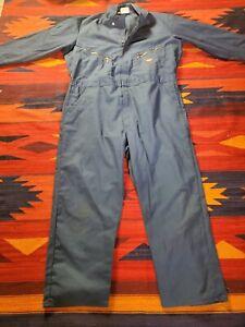 Vintage DICKIES Jumpsuit Coveralls Mens SZ 50Reg