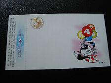 CHINE - carte entier 1997 (cy68) china (O)