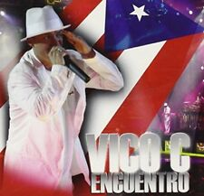 Vico C Encuento  CD New Sealed