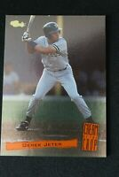 1994 94 Classic Cream of the Crop Derek Jeter Rookie RC #C17, New York Yankees