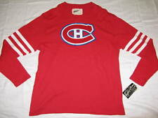 Montreal Canadiens Red LevelWear Men's 2XL Vintage NHL Sweater Jersey