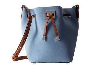 NWT $1018 Suede Michael Kors Bag Stylebop