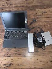New listing Toshiba Portege 3010 Ct Notebook Laptop, W/External 3.5� Floppy, Power, I/O Port