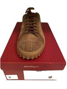 salvatore ferragamo mens shoes size 11