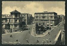 Bari : Piazza Carabellese - viaggiata 1952