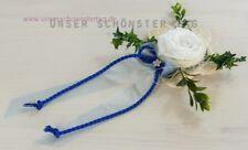6 x Aufleger Tischdekoration blau zur Hochzeit Taufe Tischdeko TD0064 (13)