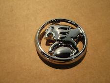 Emblem Holden vorne Kühlergrill chrom Corsa B ORIGINAL OPEL 1324017