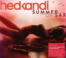 Hed Kandi Summer of Sax - CD 2ovg The Cheap Fast Post