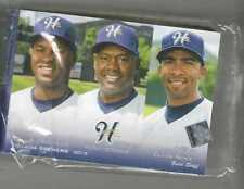 2013 HELENA BREWERS TEAM SET NEW COMPLETE