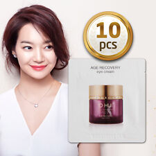 [Ohui] Age Recovery Eye Cream 1ml x 10pcs Korea Cosmetics O Hui
