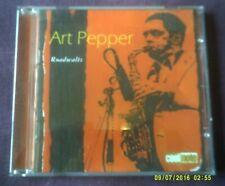 ART PEPPER-ROADWALTZ Jazz CD