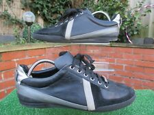 GENUINE CHRISTIAN DIOR HOMME MADE IN ITALY MEN,S SNEAKERS SIZE 40