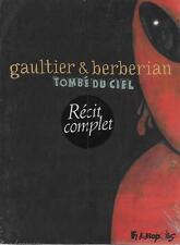 TOMBE DU CIEL - RECIT COMPLET - 2 T. - E.O. - GAULTIER - BERBERIAN - FUTUROPOLIS