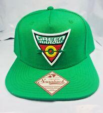 28445163bf8 Green Arrow Hat Adjustable Snapback - NWT - DC Comics Ball Cap Bioworld  Merch