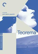 TEOREMA BLU-RAY | THE CRITERION COLLECTION | TERENCE STAMP | MYSTERY