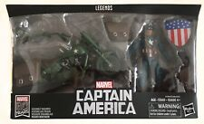 Marvel Legends | 80 Years | Captain America With Motorcycle | PRE-ORDER