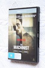 The Machinist (DVD), Region -4, Like new, free shipping