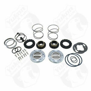 Yukon Hardcore Locking Hub Set For Dana 60 35 Spline 79-91 Gm 78-97 Ford 79-93 D