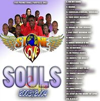 STONE LOVE LIVE SOULS MIX CD (2003-2004)