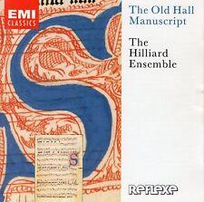 The Old Hall Manuscript / The Hilliard Ensemble