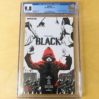 Black #1 (Black Mask Studios) CGC 9.8 1st App. Kareem Jenkins + Free Reader!!
