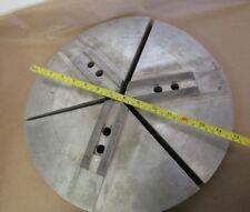 """15""""  3 JAW CHUCK  ALUMINUM 15-RKT-10250A"""
