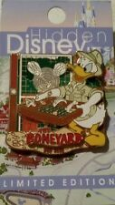 Disney Pin: WDW Hidden Disney 2006 Collection The Boneyard Dig Site (LE 2500)