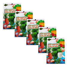 (5Pack 10gx5) Gracilaria Jelly Power Best for Gelatin Art 3D Jelly cake Tools.