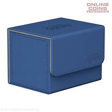 Ultimate Guard SIDEWINDER DECK CASE 100+ STANDARD SIZE XENOSKIN - BLUE