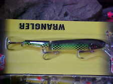 """Suick 7""""Jointed Cisco Kid Wrangler 1 1/4oz CKJ-2 PERCH for Muskie/Pike/Musky"""