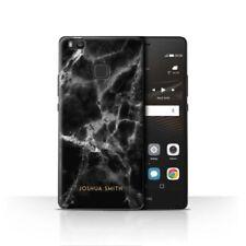Cover e custodie nero opaco Per Huawei P9 lite per cellulari e palmari
